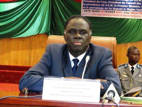 Michel Kafando sur l'Affaire des Boissons périmées: «Nous allons émettre un mandat d'arrêt international contre le PDG de OBOUF…»
