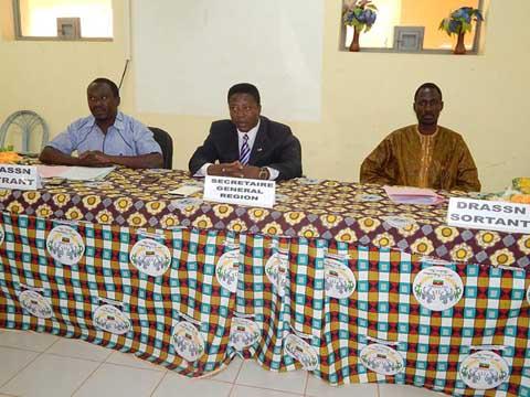 Boucle du Mouhoun: Etienne Gyengani prend les commandes de la Direction régionale de l'Action sociale
