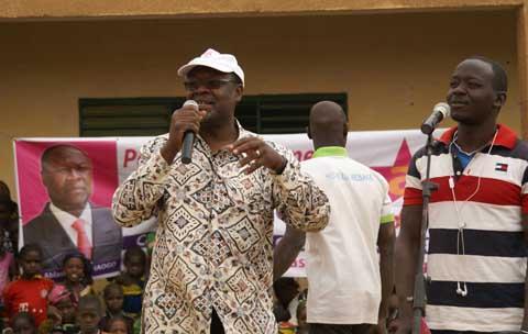 «Le Faso Autrement» au Centre Nord et au Sahel: le parti consolide son assise nationale