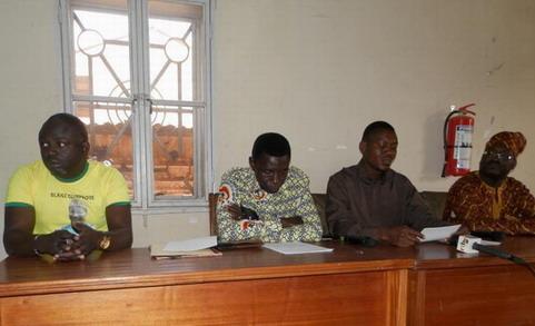 CDP: Le CRAC  milite toujours pour la démission du Secrétariat exécutif national