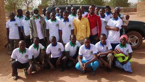 Lorum: le Mouvement pour la Démocratie en Afrique à la conquête du terrain