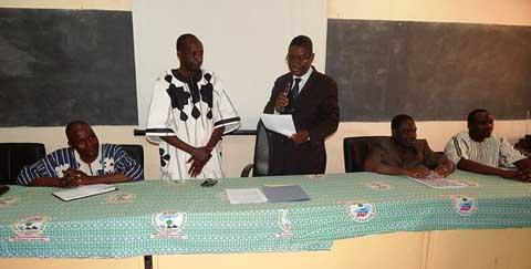 Boucle du Mouhoun: Oumarou Sawadogo prend les rênes de la Direction régionale de l'agriculture
