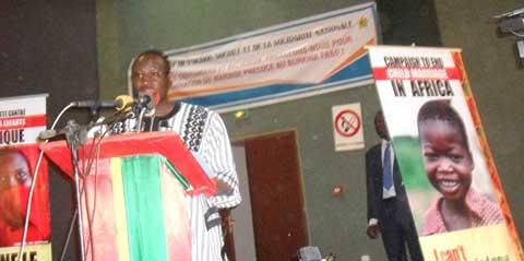 Lutte contre les mariages précoces en Afrique: Le Burkina s'engage avec ses partenaires