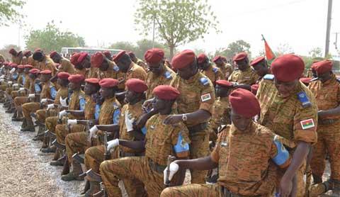 Armée nationale: L'ENSOA met 80 sergents spécialistes à la disposition de l'Etat-major
