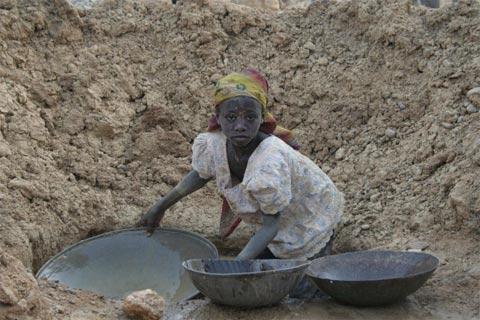 Le travail des enfants au Burkina Faso