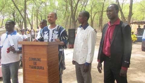 Isidore Tioyé, coordonnateur provincial du PAREN: Pour faire de la Bougouriba un bastion imprenable