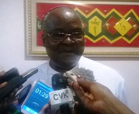 Commission de réconciliation nationale et des réformes: Mgr Paul Ouédraogo, archevêque de Bobo, aux commandes
