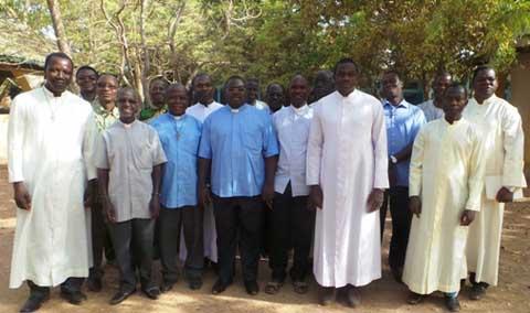 Eglise catholique: Les formateurs des grands séminaires en concertation à Ouagadougou