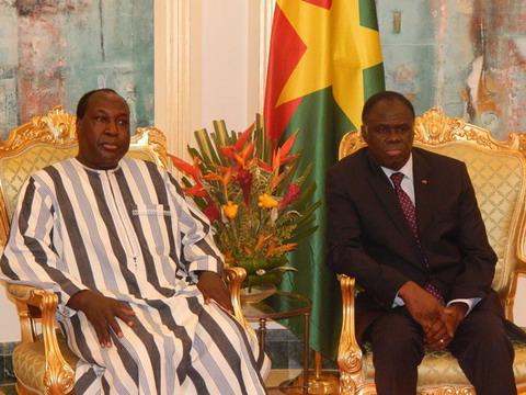 Audiences à la présidence du Faso: L'UPC condamne les incidents d'Abidjan
