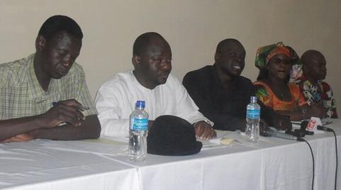 Situation nationale: Les jeunes du CDP condamnent la déclaration du M21