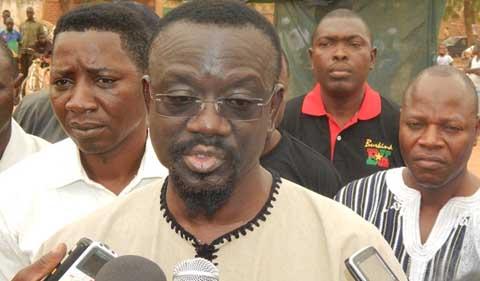 Mise en disponibilité de Djibrill Bassolé: «C'est nul et non avenu» pour la présidentielle de 2015, selon Me Sankara
