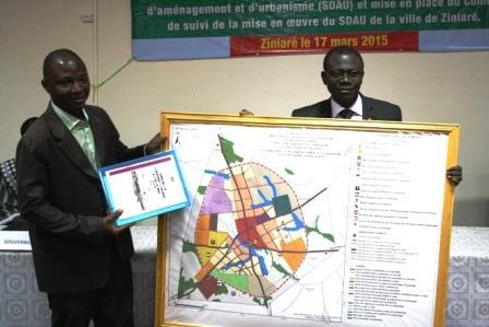 SDAU: «Faire de Ziniaré le futur Hong-Kong du Burkina»