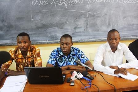 Annulation du concours des avocats: La Coalition des juristes pour l'accès aux professions juridiques libérales dénonce les accusations portées sur le Pr Filiga Michel Sawadogo