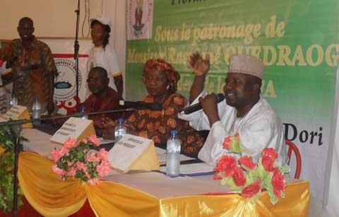 Présidentielle 2015: La NAFA sonne le rassemblement de ses troupes dans le Séno