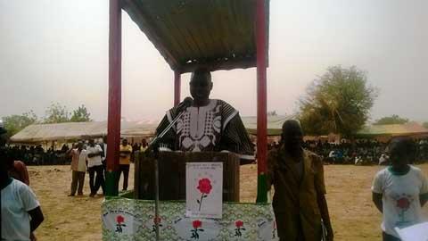 Vie politique nationale: le RDS sonne  la grande mobilisation à Boussouma