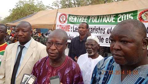 FFS aux populations de la Boucle du Mouhoun: «l'heure est arrivée pour que les progressistes enfin prennent le pouvoir au Burkina Faso»