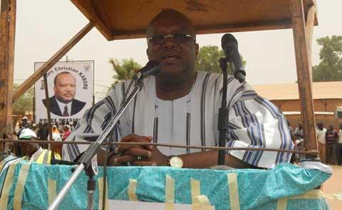 MPP: A la conquête de l'Est du Burkina