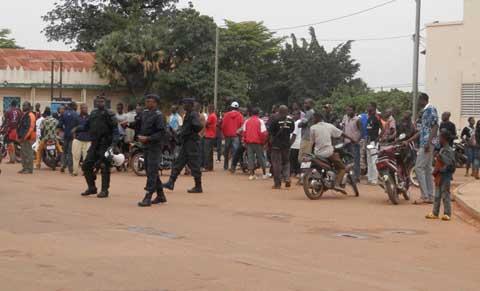 Balai Citoyen: Des raisons de la cassure entre «Bobo» et «Ouaga»