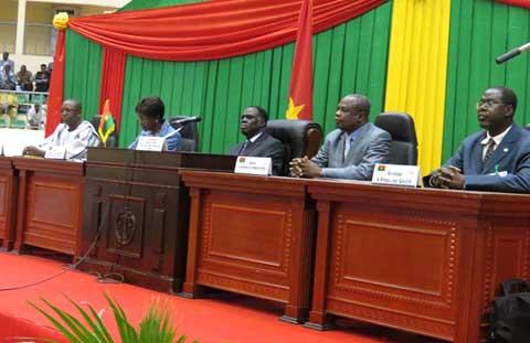 Justice burkinabè: les états généraux ''accoucheront'' d'un «Pacte national du peuple pour le renouveau de la justice»