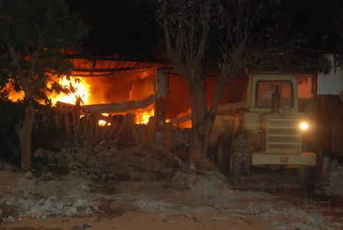 Incendie à Watam Kaizer: Les dégâts sont inestimables