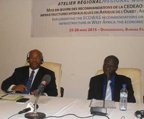 Infrastructures hydrauliques en Afrique de l'ouest: Les impacts en débat à Ouaga