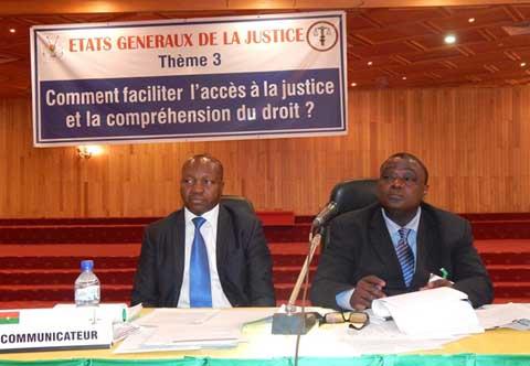 Personnes vulnérables et accessibilité à la justice: Que faire pour un renouveau de la justice burkinabè?