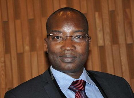 Littérature: Songré Etienne Sawadogo reçoit une distinction de l'Association des Ecrivains de Langue Française