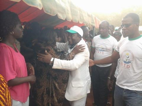 Pour Vincent DABILGOU, «Banfora va démontrer la force du NTD au Burkina Faso».