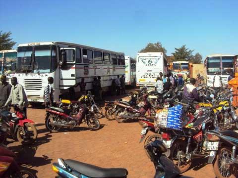 Grève des transporteurs routiers: Journée difficile pour les populations du Nord
