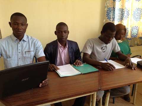 Caucus des OSC burkinabè: Le Mouvement des Jeunes Socialistes fait son entrée