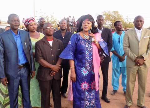 Présidentielle et législatives couplées d'octobre 2015: Le PDC y prépare ses militants du Namentenga
