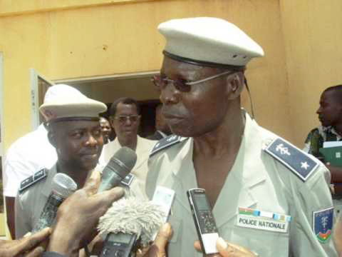 Lazare Tarpaga, Directeur général de la Police nationale: «Les bandits ne sont pas des extra-terrestres»