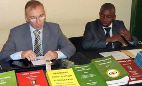 Fiscalité: Le Cabinet Pierre Abadie répond à W. Jean-luc Minoungou