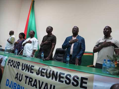 Présidentielle de 2015: Les partisans de Djibrill Bassolé mettent en garde contre «l'exclusion»