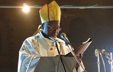Veillée pascale: le Cardinal Philippe Ouédraogo prône la culture de la vie