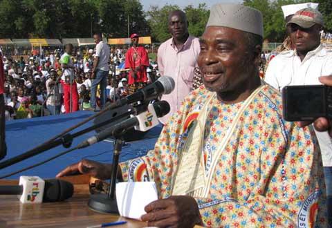 Bobo-Dioulasso: Salia Sanou et ses acolytes aux arrêts