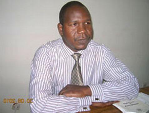 Vote du Code électoral: «C'est tout à fait cohérent, ce qui est envisagé au niveau du CNT», dixit Abdoul Karim Saïdou, directeur exécutif du CGD