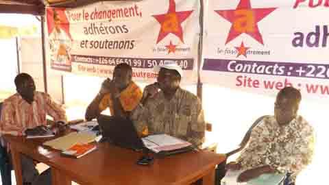 Présidentielle et Législatives de 2015: Le Faso Autrement en ordre de bataille  au Kadiogo