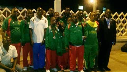 Sport: Fernand Ouédraogo dirige désormais la confédération africaine de Vovinam Viet Vo Dao
