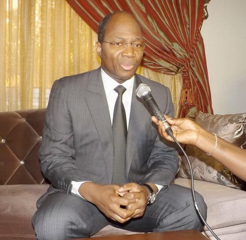 Présidentielle 2015: Djibrill Bassolé maintient son projet de candidature
