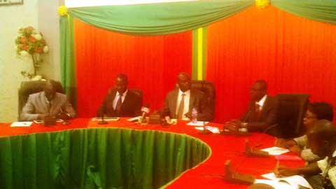 Gouvernement: quatre ministres face aux préoccupations des populations