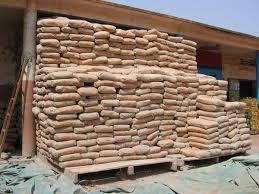 Ciment à Ouagadougou: Les prix en danse de tortue