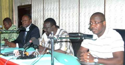 Nouvelle loi électorale au Burkina Faso: Les Forces vives signataires de la charte appellent à un meeting de soutien