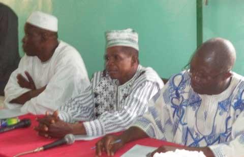 Crise à l'UNPCB: la Comoé et la Léraba soutiennent Karim Traoré