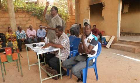 CDP Houet: On a parlé de Salia Sanou, de «l'incompréhensible loi électorale», de la réhabilitation du siège…