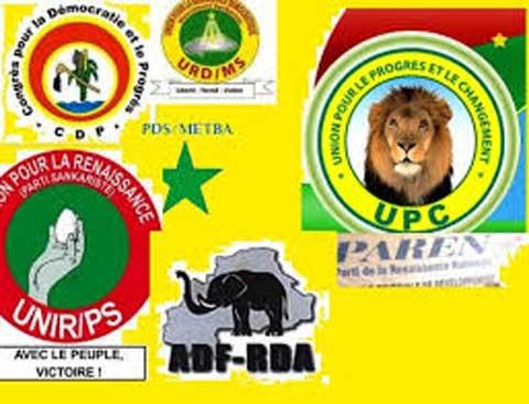 Assainissement du paysage politique: Revoir la création des partis politiques