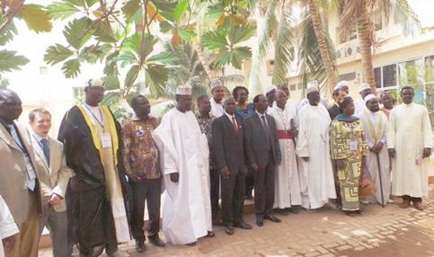 Extrémisme religieux: Les leaders religieux s'unissent pour protéger la jeunesse