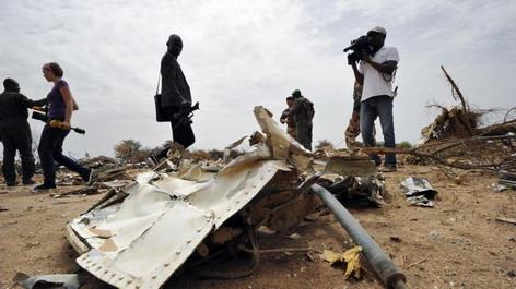 Dernier hommage à l'ensemble des victimes du crash d'Air Algérie