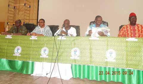 Journée nationale du paysan: la professionnalisation de l'agriculture familiale  comme panacée pour l'atteinte de la souveraineté agricole