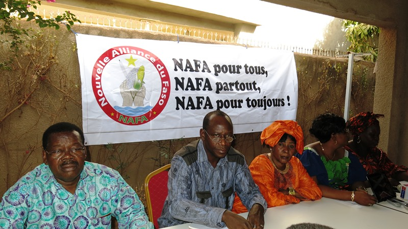 Arrestation des militants de la NAFA: les femmes du parti «avocates» de Sita Ouattara